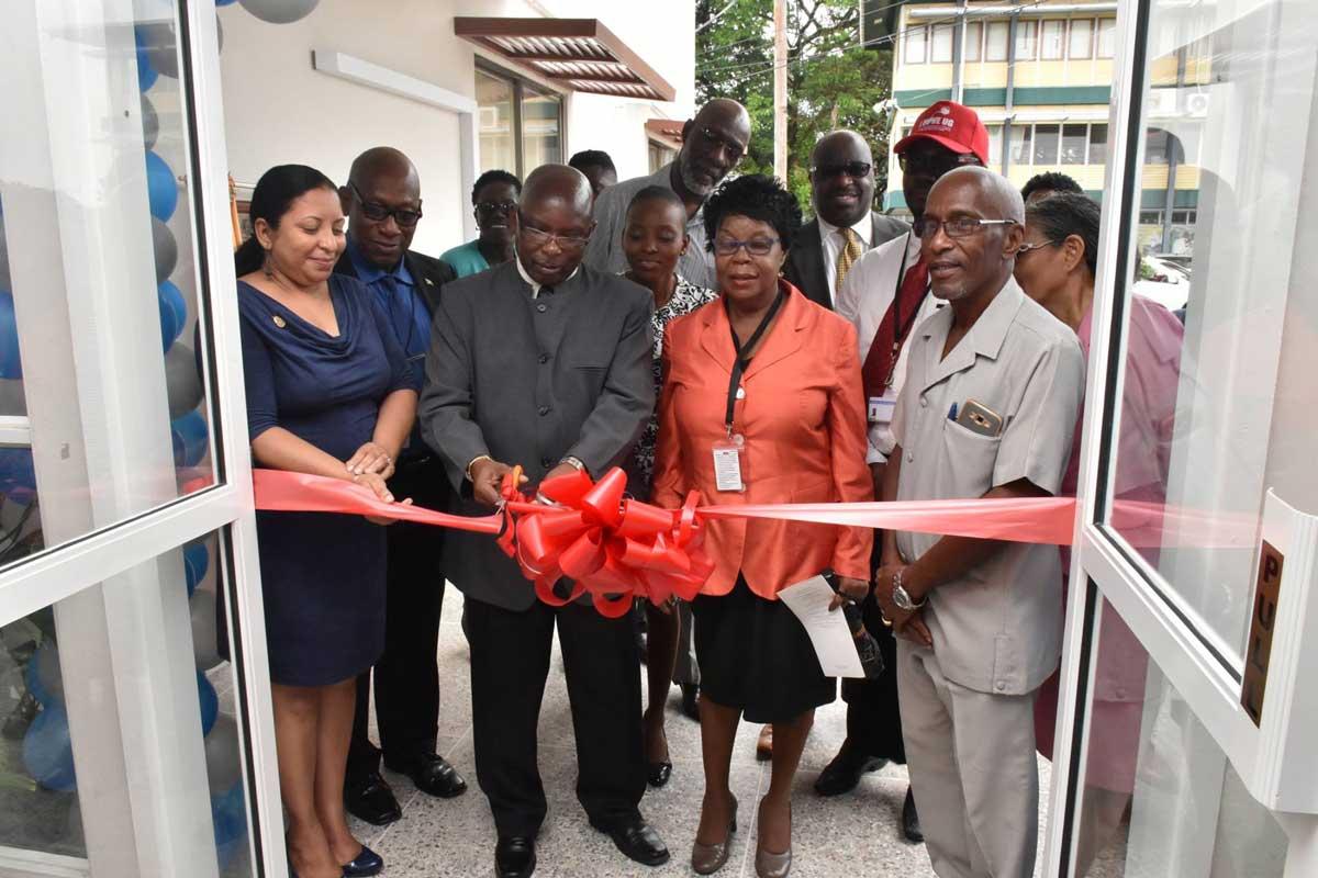 University of Guyana commissions new registry b...
